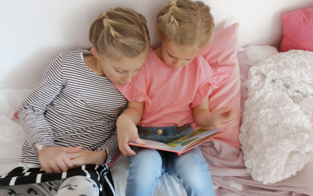6 tips som får barn att läsa